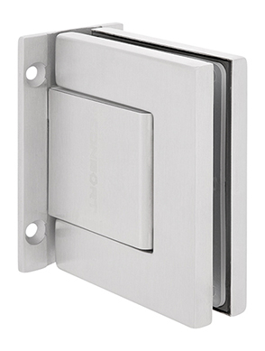 Heavy Duty Square Shower Hinges
