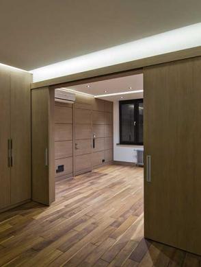 System To Suit 120kg Doors